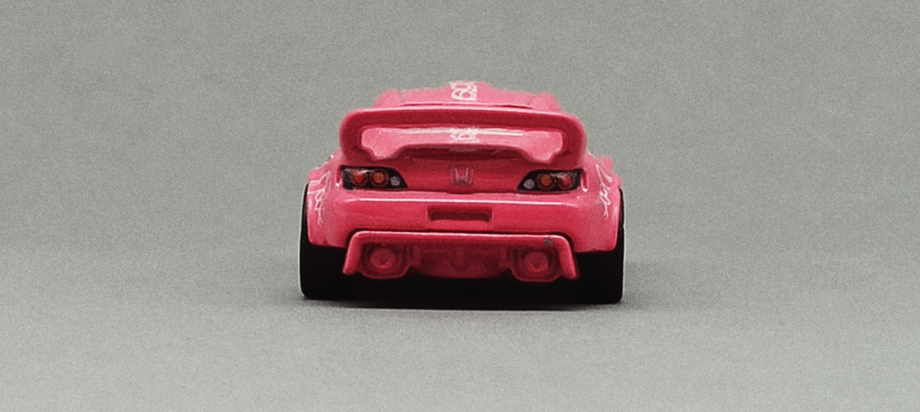 Hot Wheels Honda S2000 (GJR81) 2020 Fast & Furious: Quick Shifters (1/5) pink back