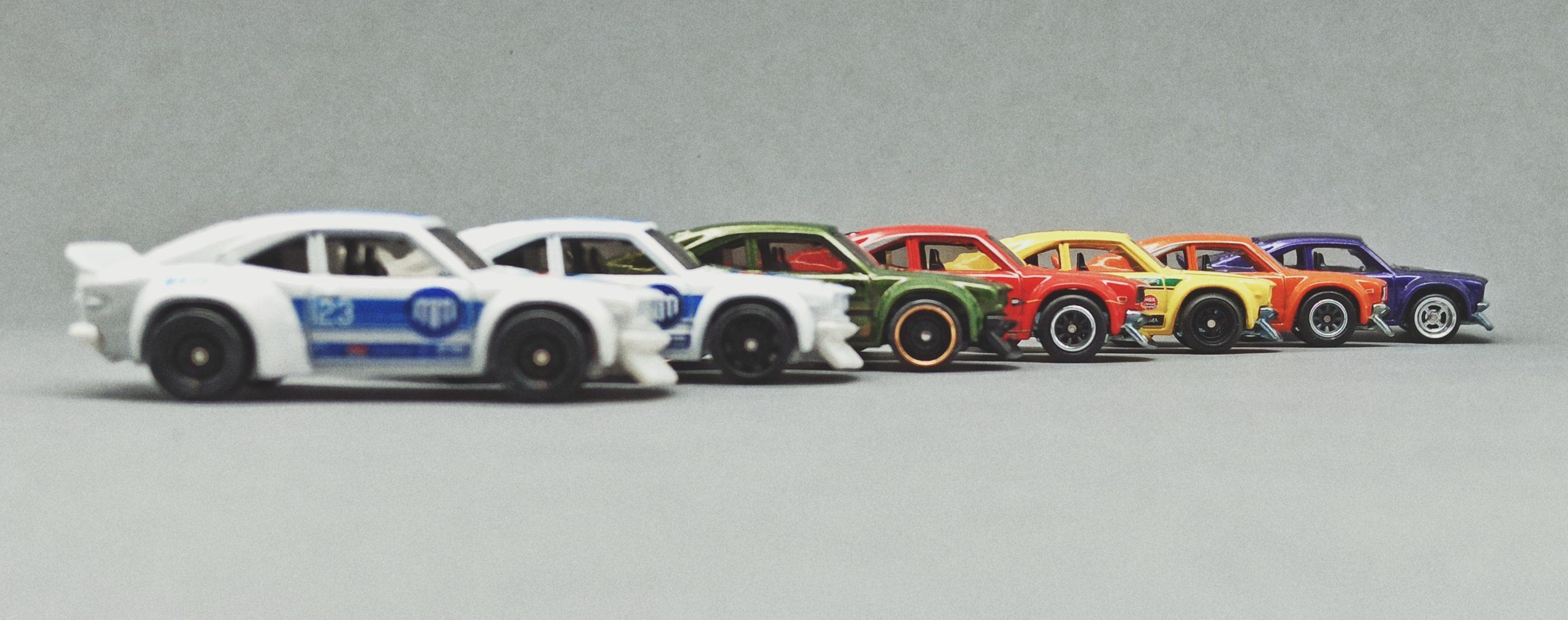 Hot Wheels Mazda RX-3 Collection Car Culture Japan Historics Fast & Furious Super Treasure Hunt