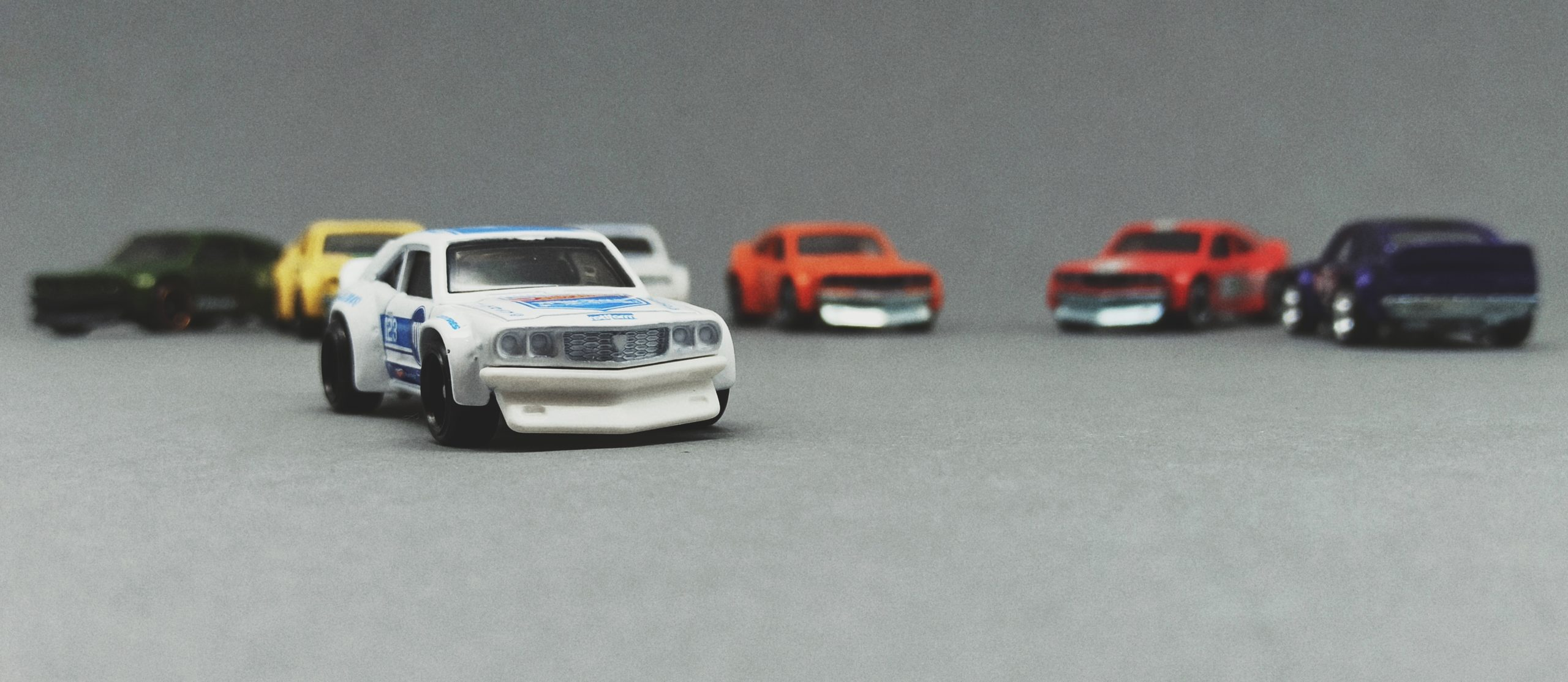 Hot Wheels Mazda RX-3 Collection 2021 (137/250) HW Drift (5/5), white (Mad Mike) (GTB27)