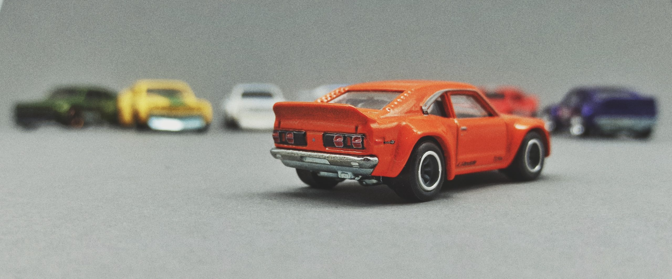 Hot Wheels Mazda RX-3 Collection 2018 Car Culture: Japan Historics 2 (2/5), orange (FLC07)