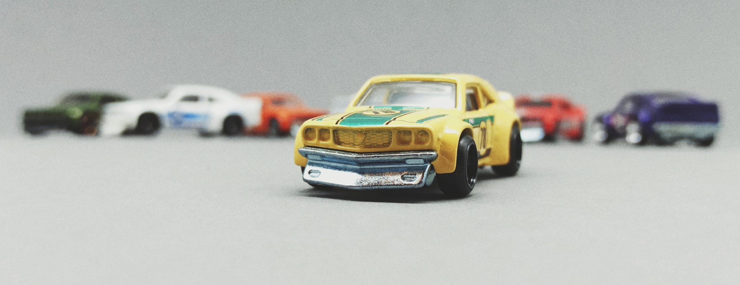 Hot Wheels Mazda RX-3 Collection 2017 Car Culture: Race Day (2/5), yellow (DWH77)