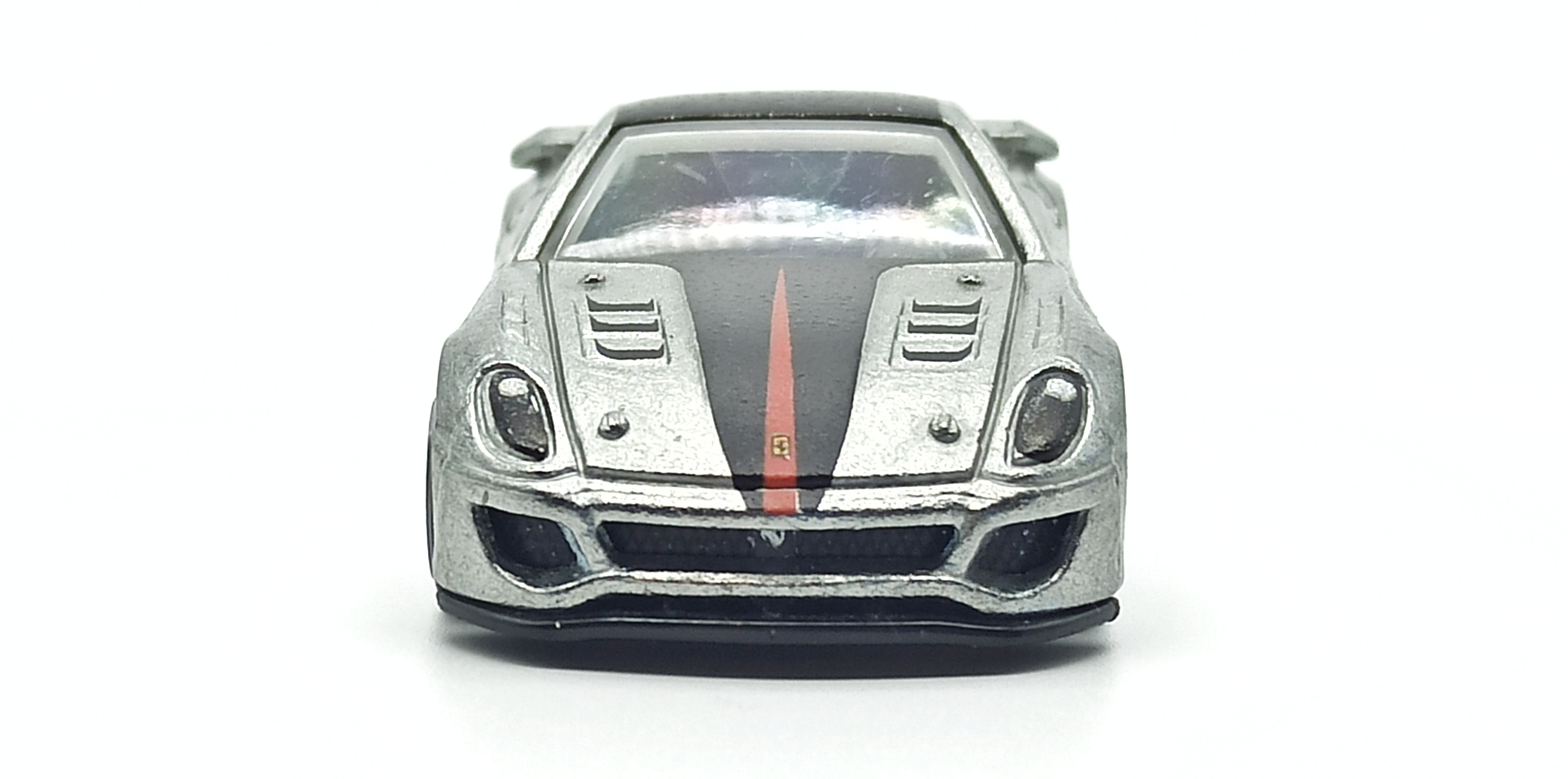 Hot Wheels Ferrari 599XX (W2319) 2011 Speed Machines zamac front