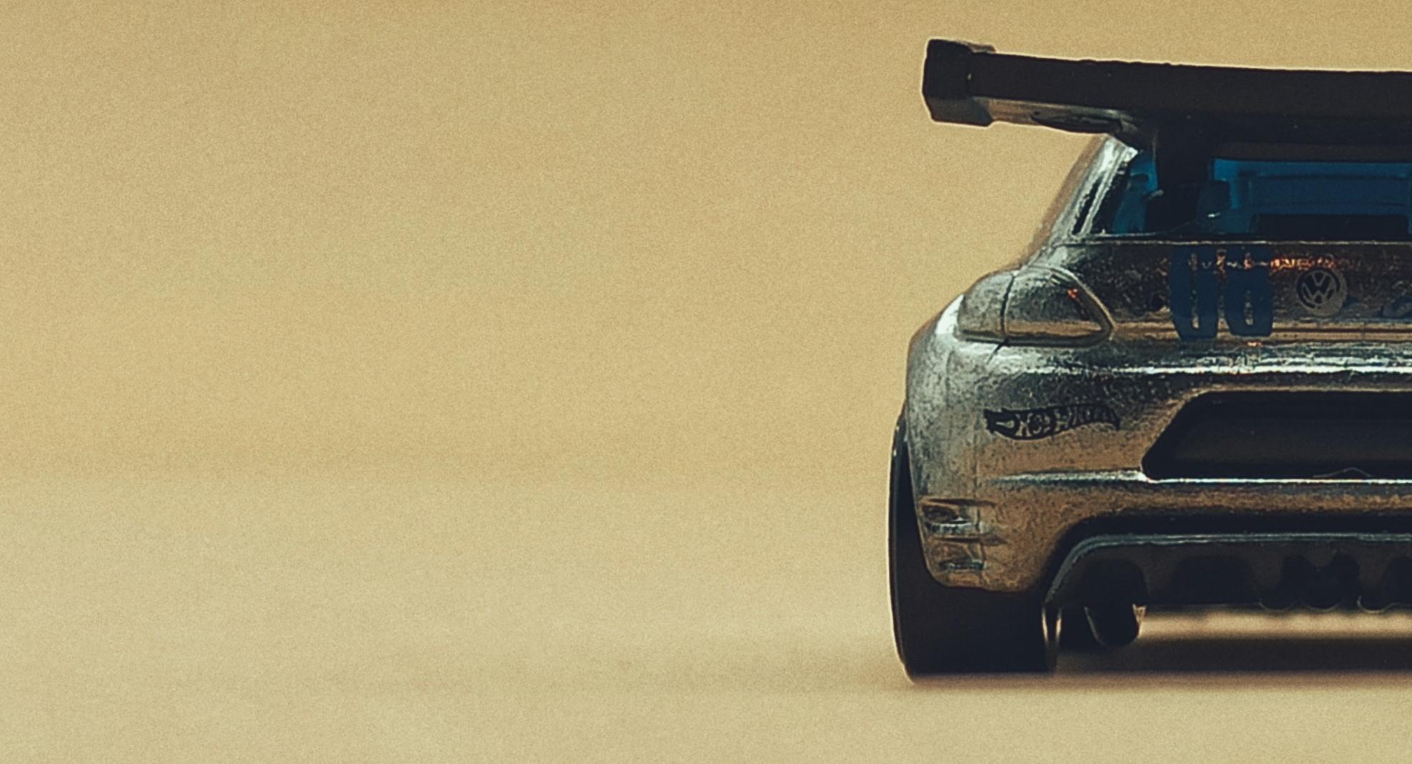Hot Wheels Volkswagen Scirocco GT 24 (X2050) 2013 (160/250) HW Showroom: Asphalt Assault VW zamac back