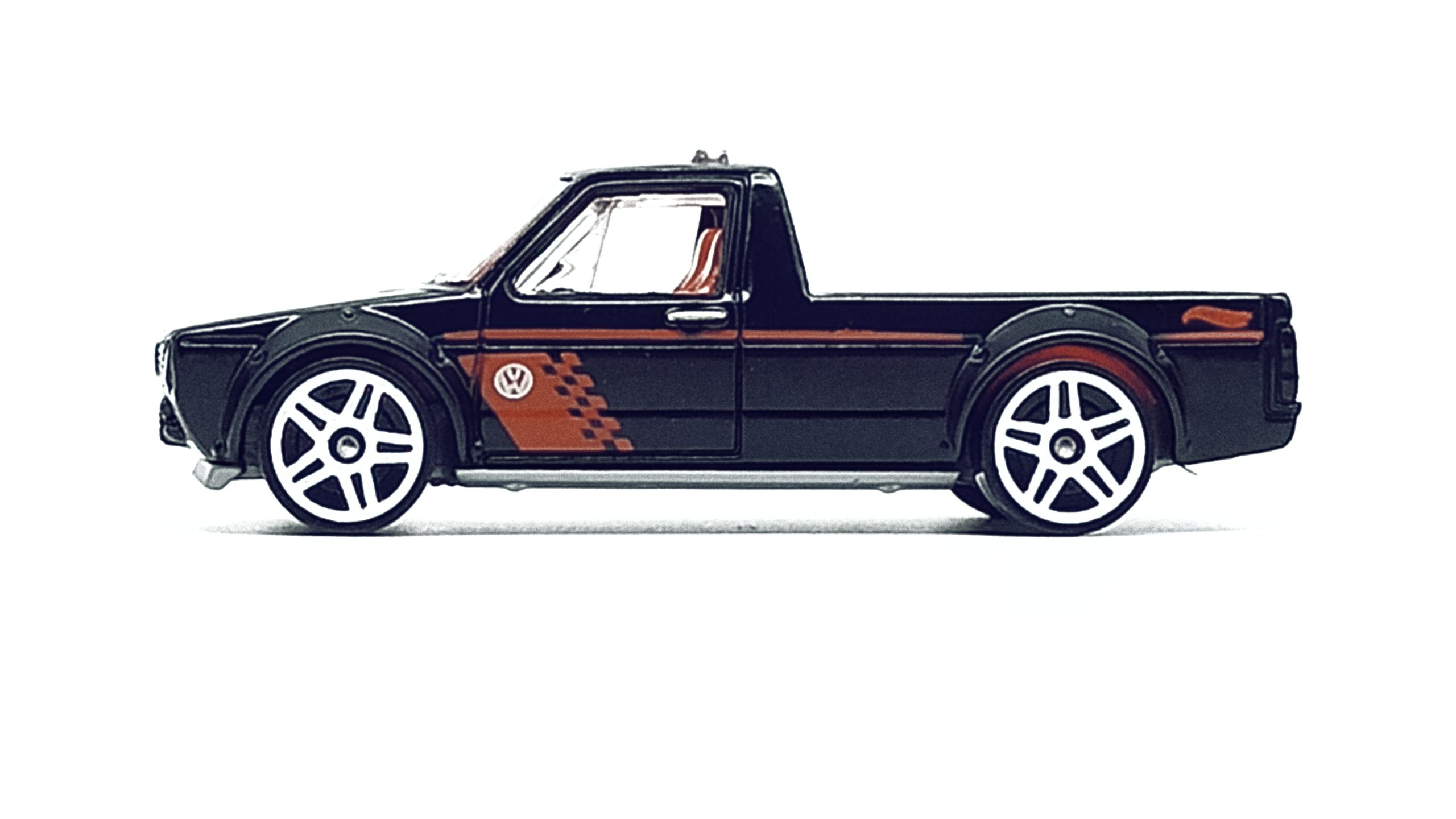 Hot Wheels Volkswagen Caddy (FYG73) 2019 (177/250) Target Red Edition (12/12) VW black side