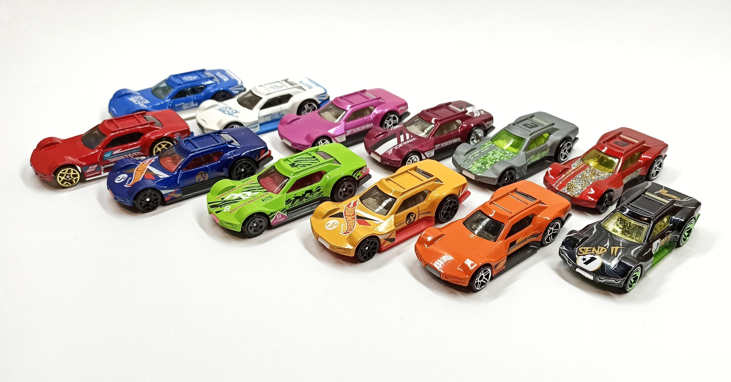 Hot Wheels Driftsta collection complete 2021