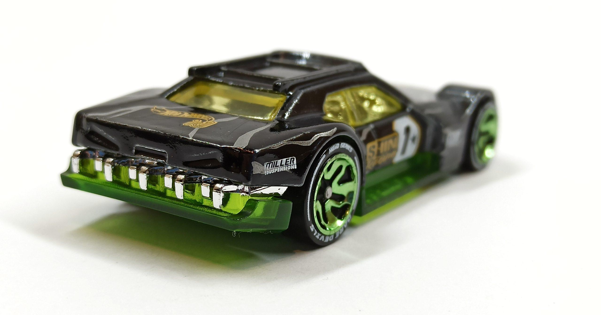 Hot Wheels Driftsta (GML16) 2021 Hot Wheels id: HW Daredevils (2/4) spectraflame black side angle