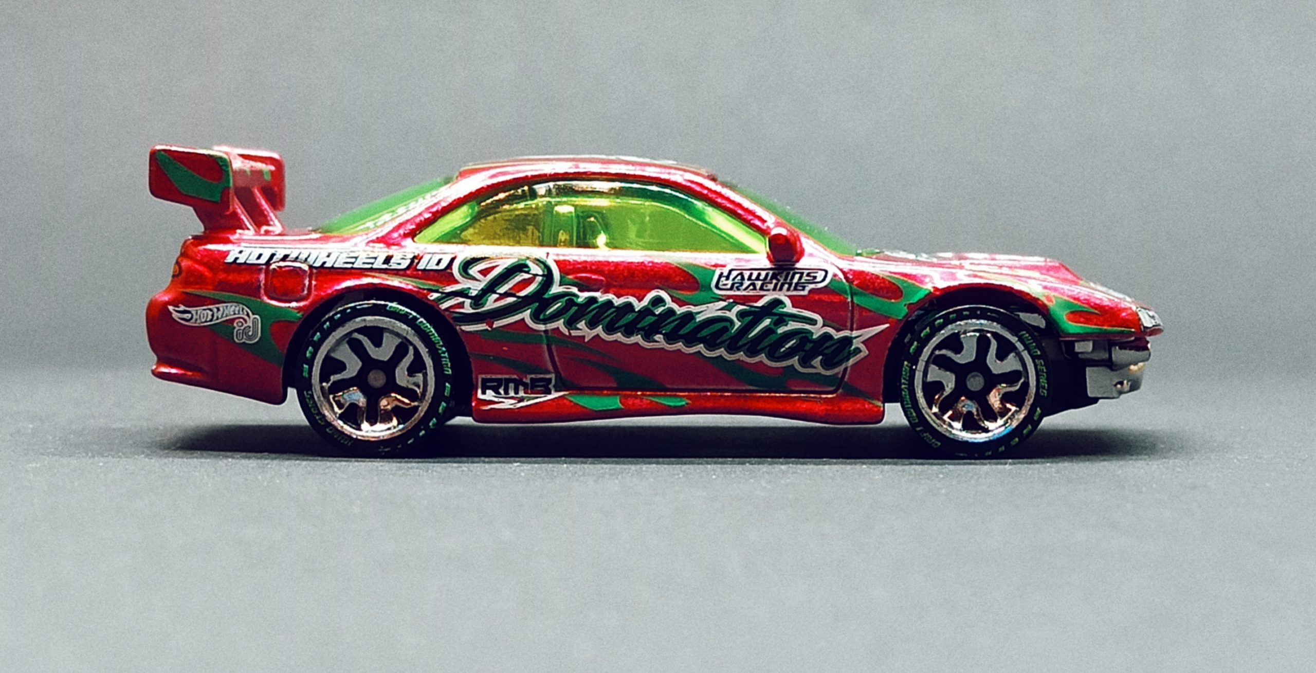 Hot Wheels id Nissan Silvia (S14) Drift (HBG13) 2021 Drift Domination (03/04) spectraflame pink side