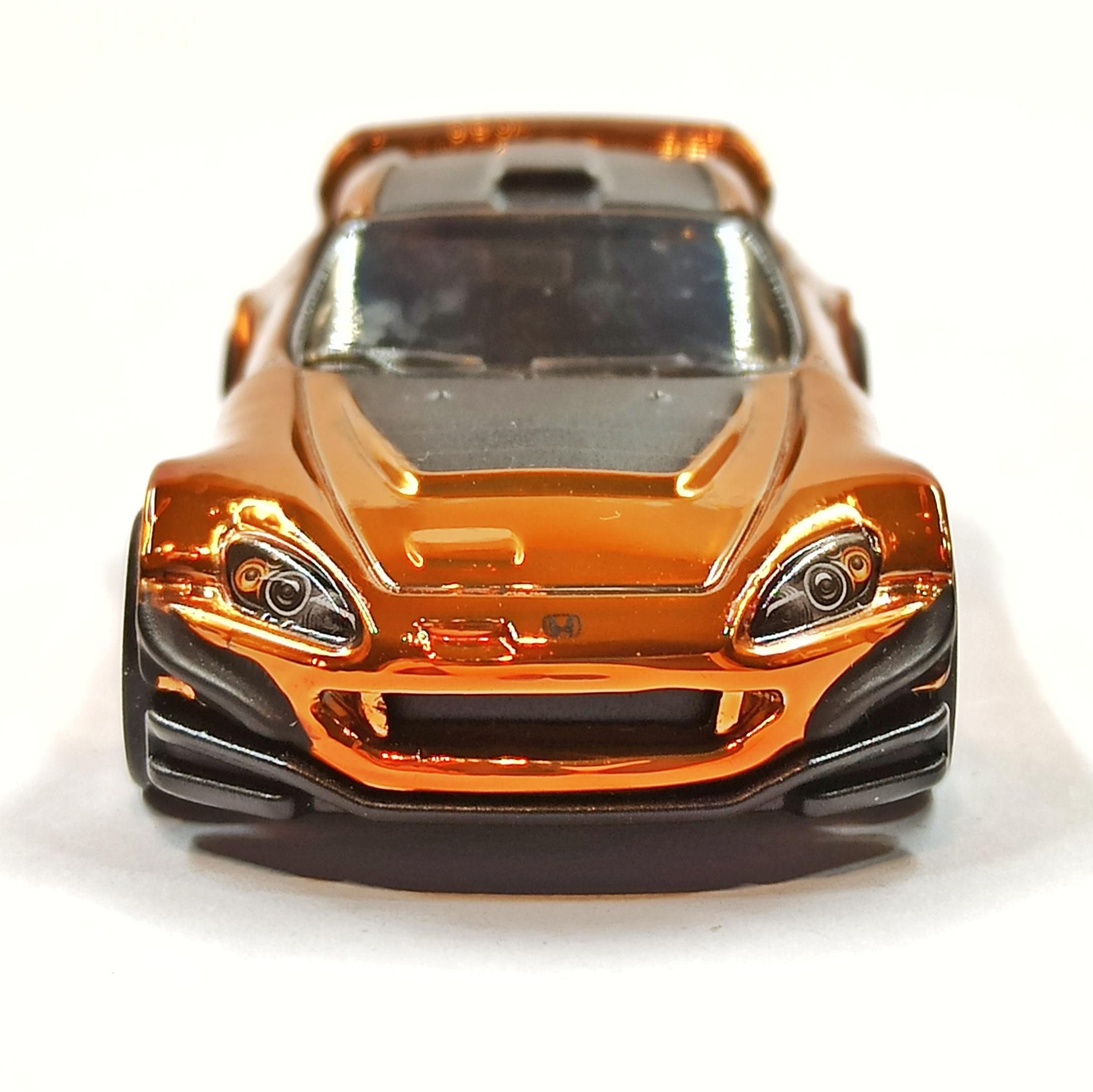 Hot Wheels Honda S2000 2019 RLC Exclusive (1 of 10.000) spectraflame orange front