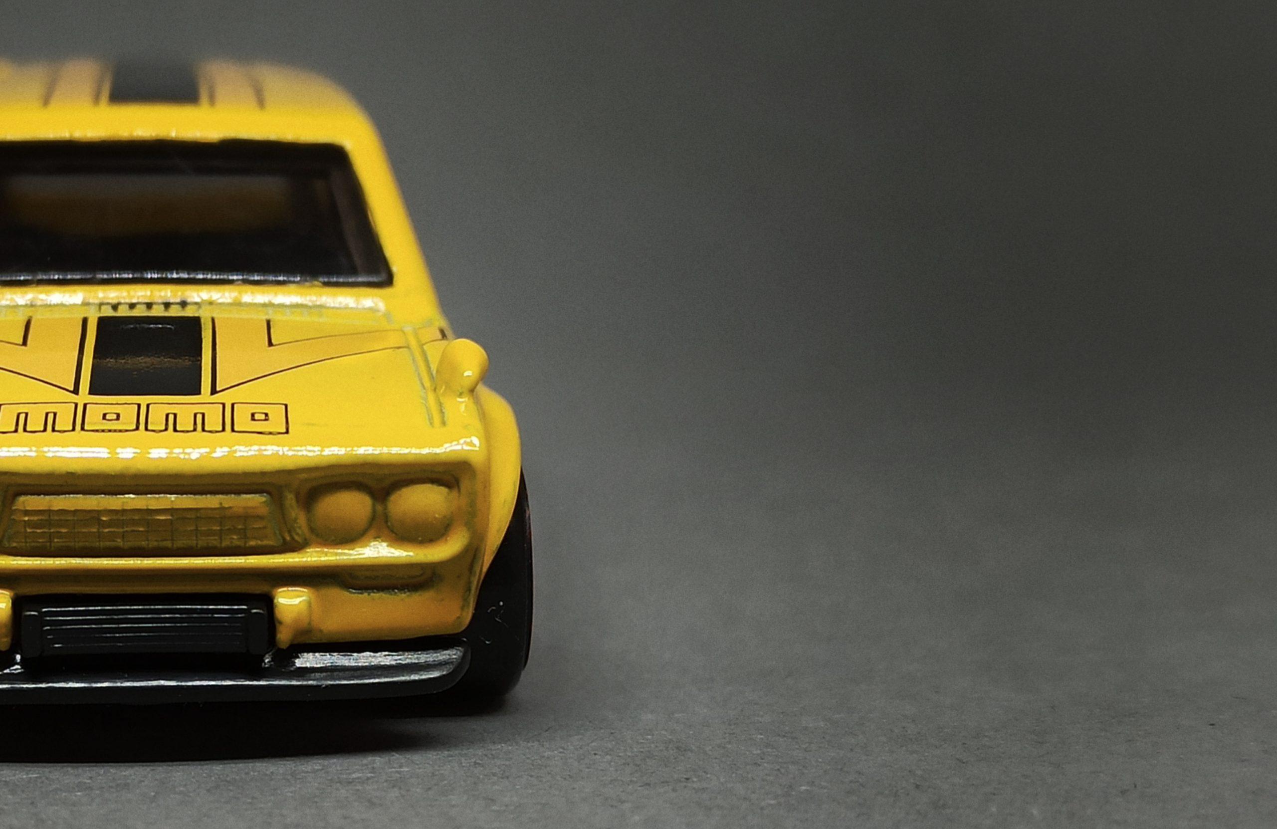 Hot Wheels '71 Datsun Bluebird 510 Wagon (GHG57) 2020 (146/250) HW Speed Graphics (8/10) yellow (Kroger Exclusive) front