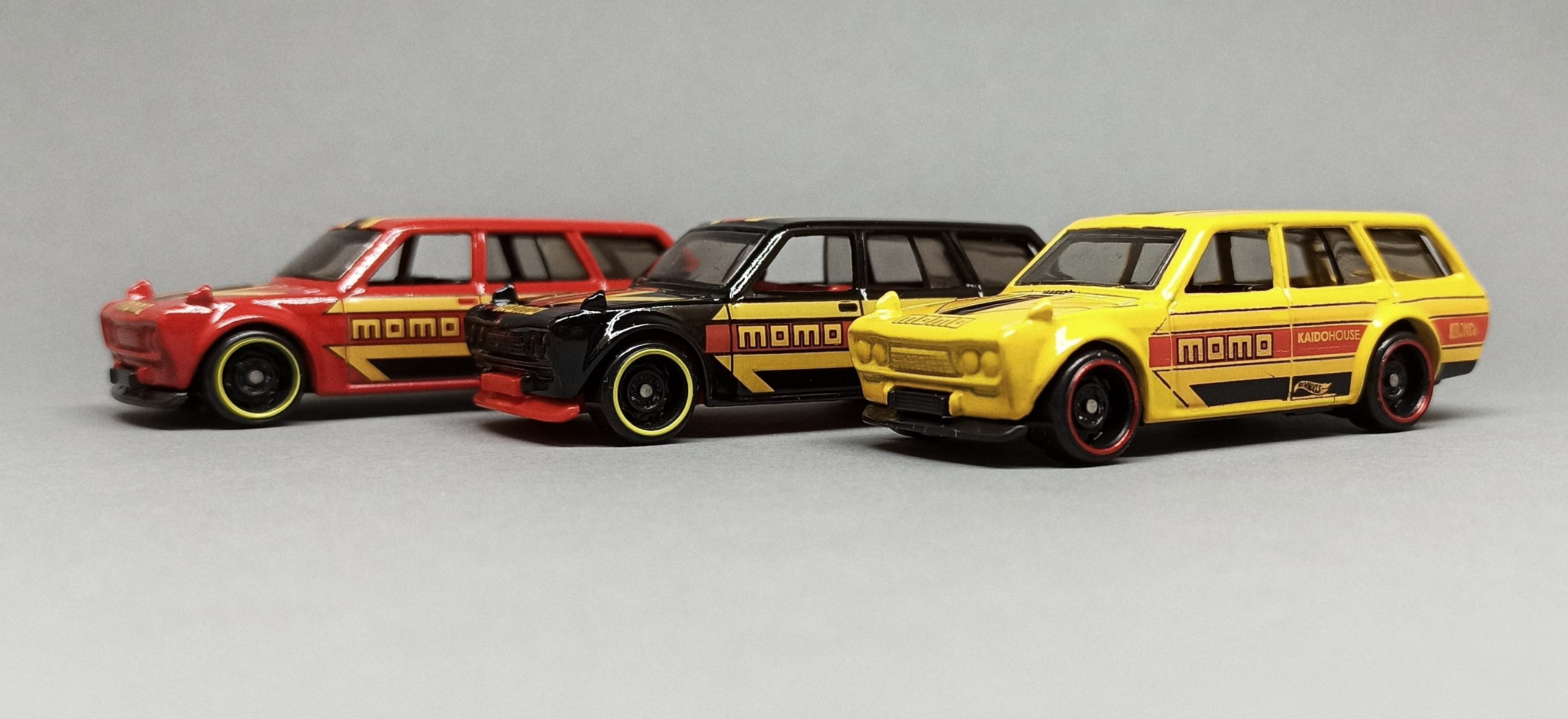 Hot Wheels '71 Datsun Bluebird 510 Wagon (GHG57) 2020 (146/250) HW Speed Graphics (8/10) black red yellow (Kroger Exclusive) collection