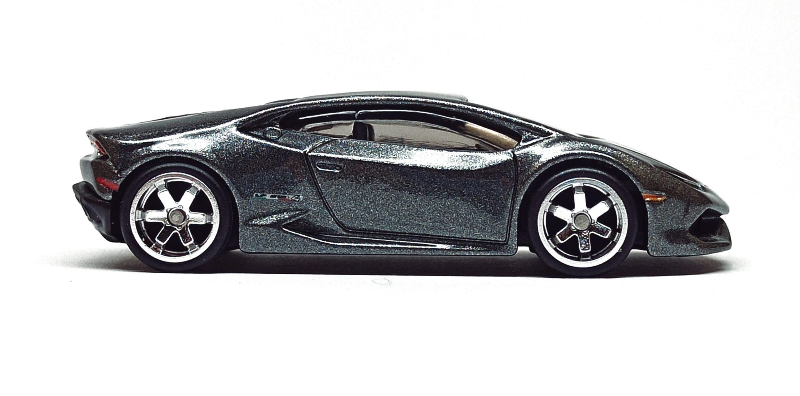 Hot Wheels Lamborghini Huracán LP 610-4 (FYP59) 2019 Replica Entertainment: Dr. Strange metallic gray